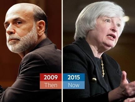 Chỉ số kinh tế Mỹ khiến Fed tiến thoái lưỡng nan