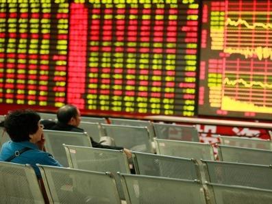 Chứng khoán Trung Quốc giảm mạnh nhất 3 tuần
