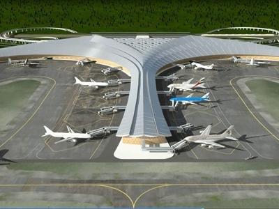 Cần 35 triệu USD để lập báo cáo khả thi sân bay Long Thành