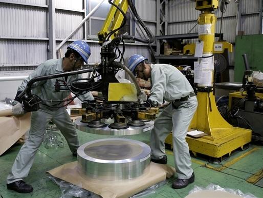 Robot - Lời giải thần kỳ cho nền kinh tế Nhật Bản