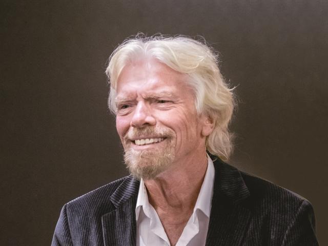 Tỉ phú Richard Branson: