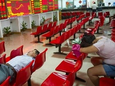 Chứng khoán Trung Quốc tiếp tục giảm do lo ngại sức khỏe nền kinh tế