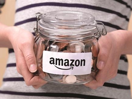 Phát tiền qua Amazon