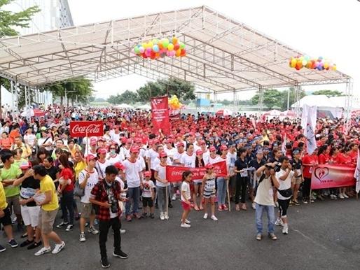 Cuộc chạy bộ BBGV FUN RUN gây quỹ từ thiện lần thứ 15 năm 2015 tại Hà Nội