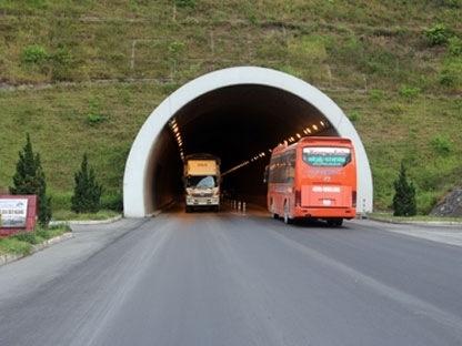 Chính phủ duyệt mở rộng hầm đường bộ Đèo Ngang