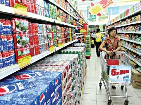 Tăng trưởng ngành hàng tiêu dùng nhanh đang chững lại
