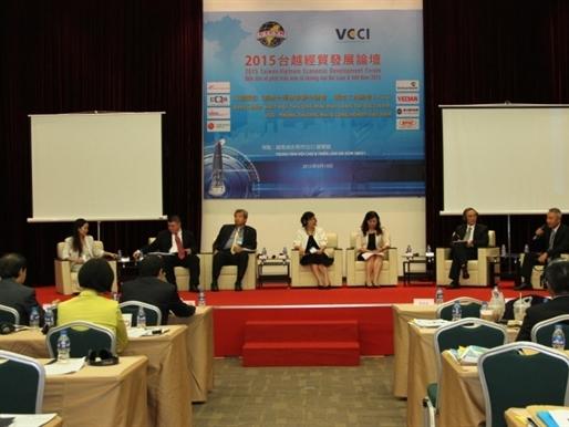Kinh tế Việt Nam phát triển là cơ hội kinh doanh cho doanh nghiệp Đài Loan