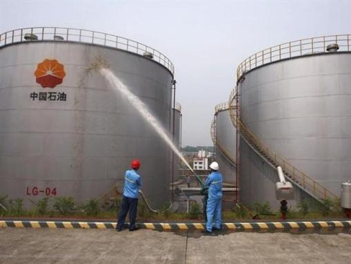 Trung Quốc đang tích trữ bao nhiêu dầu thô?