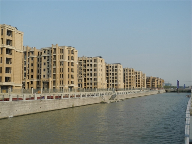 Thành phố ma Trung Quốc giúp giải quyết khủng hoảng di cư châu Âu?