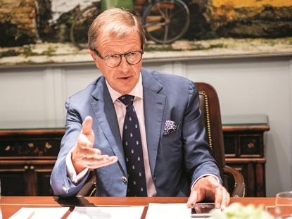 Chủ tịch kiêm CEO của DKSH: Việt Nam là thị trường đầy hứa hẹn