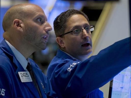 Phố Wall hồi phục nhờ cổ phiếu tài chính