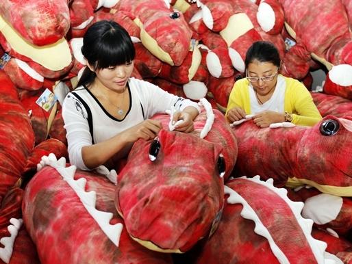 PMI Trung Quốc xuống thấp nhất 6 năm rưỡi