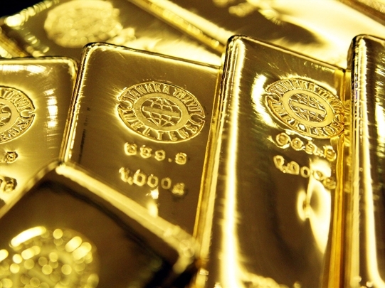 Giá vàng giảm phiên thứ 2 liên tiếp do USD mạnh lên