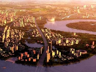 Mỗi m2 đất tại Thủ Thiêm có giá trung bình 3.000 USD