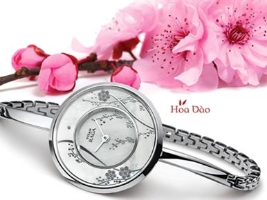 Đồng hồ Titan giới thiệu bộ sưu tập mới 2015