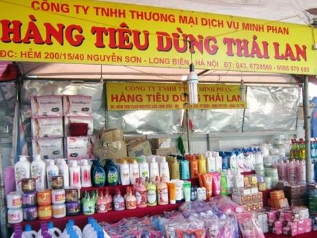 Gần 2.000 doanh nghiệp Thái Lan đã đăng ký đầu tư vào Việt Nam