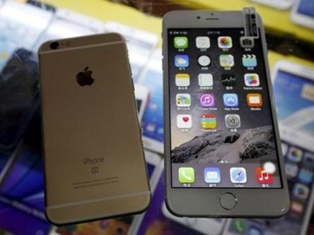 Apple Store nhái tràn lan khắp Trung Quốc trước giờ bán iPhone mới