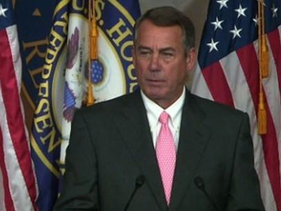 Chủ tịch Hạ viện Mỹ tuyên bố từ chức vào cuối tháng 10