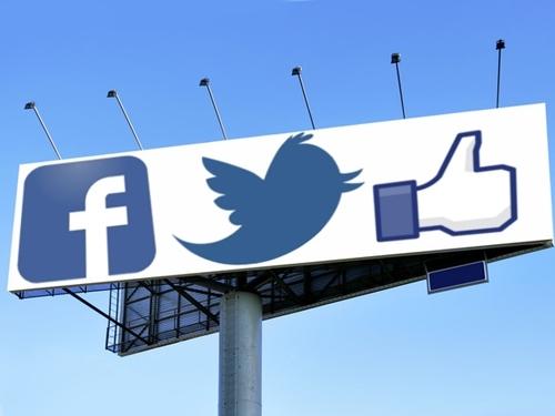 Mạng xã hội kiếm hơn 25 tỷ USD từ quảng cáo năm 2015