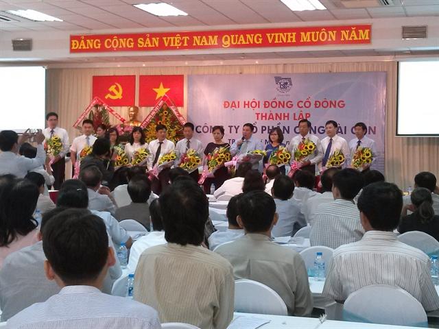 Hai sếp ngân hàng vào HĐQT Cảng Sài Gòn