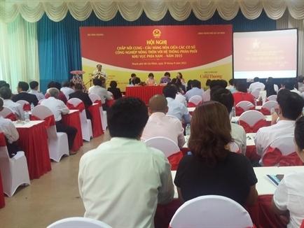 Hội nghị Kết nối cung cầu hàng hóa giữa các địa phương khu vực phía Nam