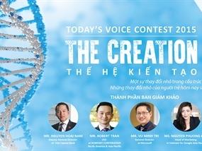 Ra mắt Today's Voice Contest 2015 - Nơi kiểm tra chỉ số năng lực bản thân