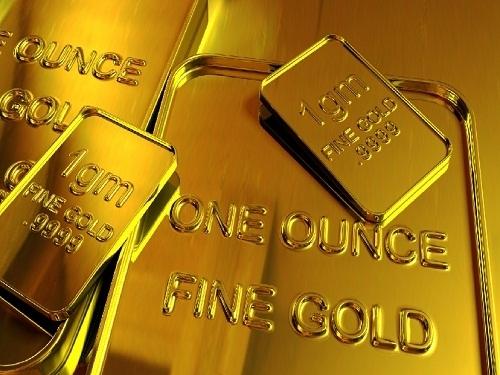 Giá vàng giảm phiên thứ 3 liên tiếp sau số liệu kinh tế tích cực