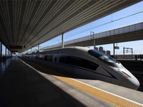 Trung Quốc tính cứu tăng trưởng bằng đường sắt cao tốc