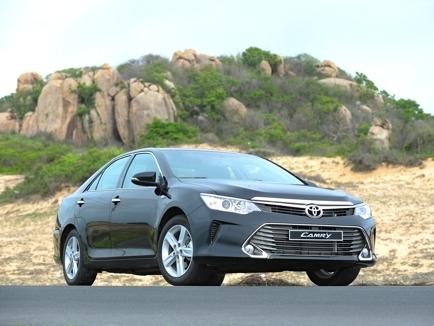 Toyota Việt Nam tăng giá hàng loạt lần thứ hai trong 2015