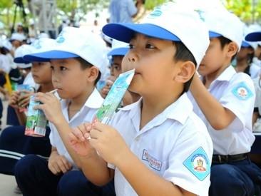Tỉnh Bà Rịa - Vũng Tàu phát động chương trình sữa học đường năm học 2015-2016
