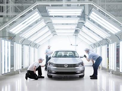 Volkswagen lắp xe ở Việt Nam: Sự thật hay chiêu đánh bóng tên tuổi?