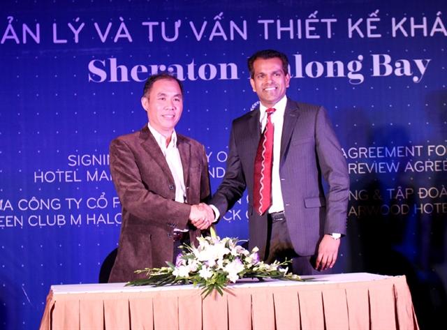 Hạ Long sẽ có khách sạn Sheraton 40 triệu USD