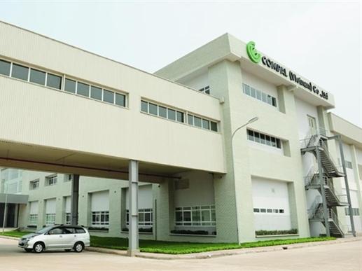 Công ty điện tử Đài Loan đầu tư nửa tỷ USD vào nhà máy tại Vĩnh Phúc