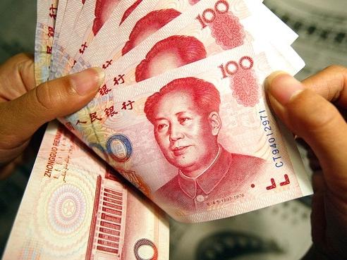 Nhân dân tệ trở thành đồng tiền giao dịch phổ biến thứ 4 thế giới