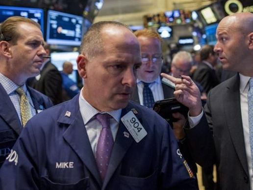 S&P 500 lên cao nhất 3 tuần nhờ cổ phiếu y tế