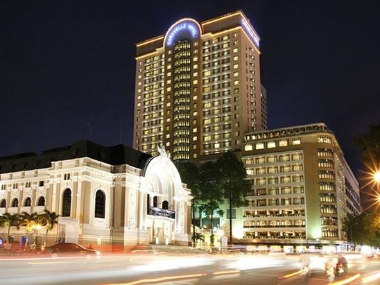 Giá phòng khách sạn TPHCM giảm 3 quý liên tiếp