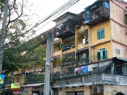 Kiến nghị kiểm định khẩn cấp 42 chung cư cũ ở Hà Nội