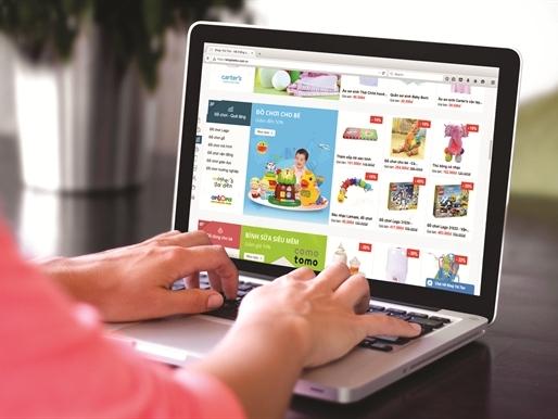 Sản phẩm cho mẹ & bé: Mảnh đất đầy màu mỡ cho thương mại điện tử