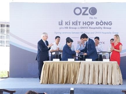 ONYX Hospitality Group công bố thông tin về khách sạn đầu tiên tại Việt Nam