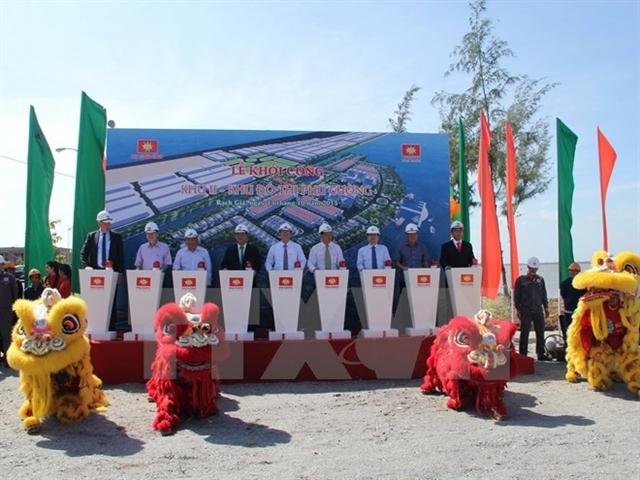 Kiên Giang đầu tư 2.200 tỷ đồng xây dựng khu đô thị lấn biển