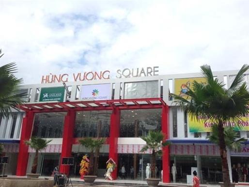 TPHCM mở rộng Hùng Vương Square