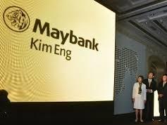 Maybank Kim Eng lãi quý III giảm 41%