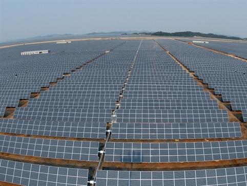 Tập đoàn Hàn Quốc muốn xây nhà máy điện mặt trời 650 triệu USD tại Hà Tĩnh