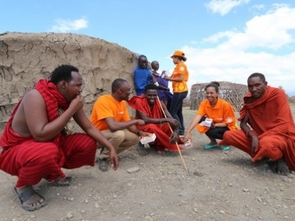 Viettel khai trương mạng di động tại Tanzania