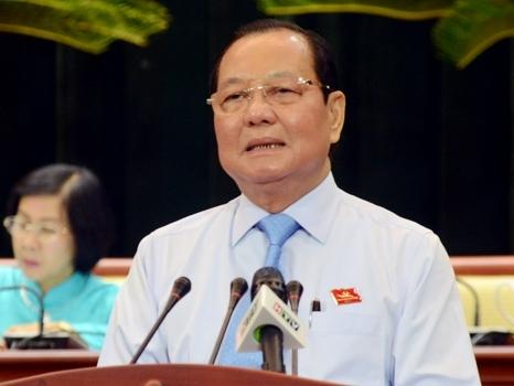 Bộ Chính trị giao ông Lê Thanh Hải chỉ đạo Thành ủy TPHCM