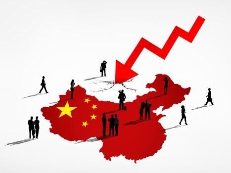 Tăng trưởng GDP của Trung Quốc chạm đáy