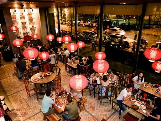 Nhà hàng San Fu Lou - Thiên đường của những tín đồ ăn khuya