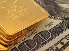 Giá vàng giảm mạnh nhất 2 tuần qua do USD mạnh lên