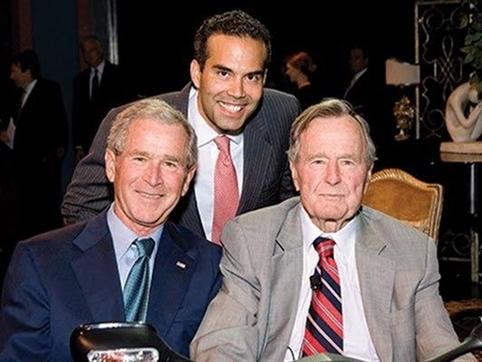 3 lời sấm truyền gây dựng triều đại nhà Bush