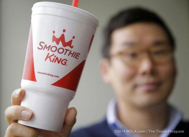 Chuỗi cửa hàng Smoothie King của Mỹ sắp vào Việt Nam
